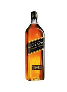 [ AME R$ 77] Whisky Johnnie Walker Black Label 1000ml com 50% de cash back com AME