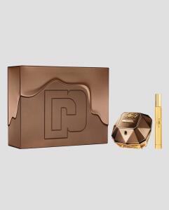 Kit Perfume Lady Million Privé Paco Rabanne Feminino 80ml + Miniatura | R$240