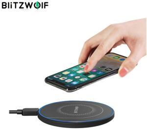 Carregador Blitzwolf BW-FWC7 | R$ 115