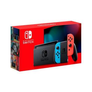 Console Nintendo Switch Neon Bateria Estendida 32GB Azul,Vermelho Bivolt | R$ 2129