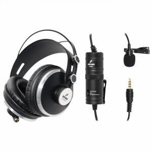 [APP] Headphone ARC-SHP300 + Lapela CHOI | R$ 305