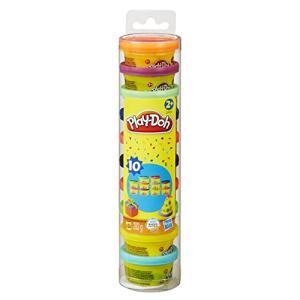 [Prime] Massinha Play-Doh 10 Mini Potes Hasbro | R$16
