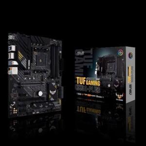 Placa Mãe Asus TUF Gaming B550M-Plus, Chipset B550, AMD AM4, mATX, DDR4 R$999