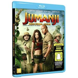 [PRIME] Filme Jumanji Bem Vindo A Selva - Blu-ray | R$11