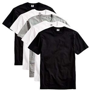Kit com 5 Camisetas Masculina Básica Algodão Premium | R$90