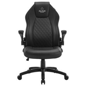 Cadeira Gamer Alpha Gamer Sirius Black ou White   R$820