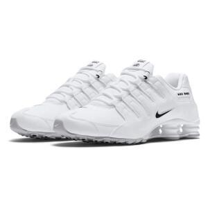[CC MASTERCARD R$320] Tênis Nike Shox Nz Eu Masculino - Branco e Preto   R$400