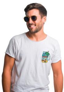 Camiseta Masculina Básica Joss c | R$27