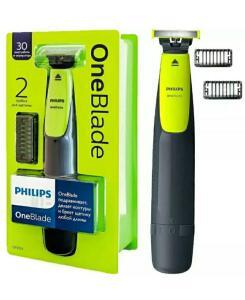 (APP+CUPOM+AME) Oneblade Philips - Qp2510/10 | R$95