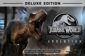 Jurassic World Evolution (Deluxe Edition) - Steam - R$9