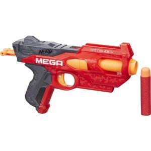 Lança Dardo Nerf Nstrike Mega Hotshock Hasbro | R$30