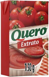Extrato de Tomate Quero 130g | R$0,99