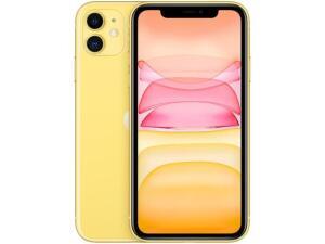 "iPhone 11 Apple 128GB Amarelo 6,1"" 12MP iOS | R$ 4324"
