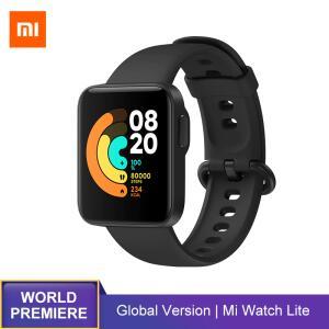 Smartwatch Xiaomi Mi Watch Lite - Versão Global | R$323