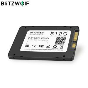 Blitzwolf BW-SSD3 512gb | R$430