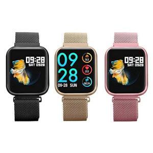 Relógio Inteligente Smartwatch P80 Touch Original com duas Pulseiras + Garantia | R$214