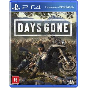 JOGO DAYS GONE - PS4 por 44,10 com cupom