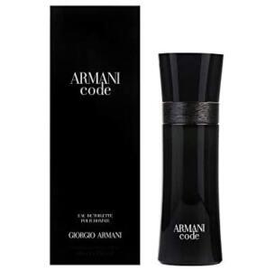 [200ml] Armani Code Pour Homme Edt, Giorgio Armani | R$ 493