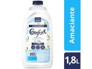 Amaciante Comfort Puro Cuidado – 1,8L | R$9,49