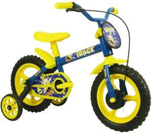 Bicicleta Aro 12 Arco Íris Track Bikes | R$144