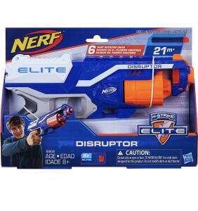 [AME R$ 40] Lança Dardo Nerf Elite Disruptor | R$ 40
