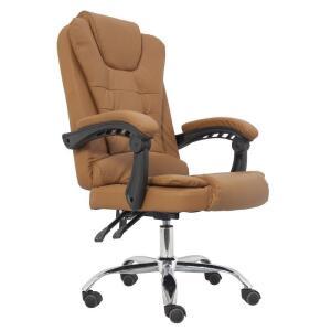 Cadeira Presidente Prizi Marrom - Y-707 | R$500