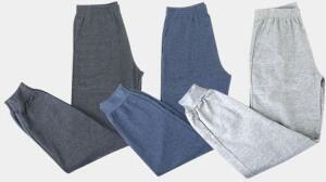 [R$25,49 cada] Kit 3 calças moletom | Three Hands | Básica | 3 peças | Frete Grátis