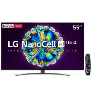 TV LG NANO86 55'' | R$3419