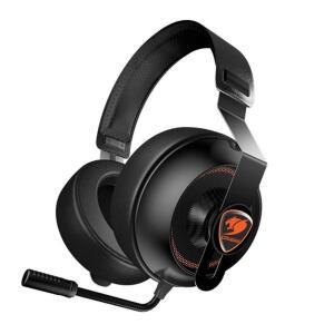 HEADSET GAMER COUGAR PHONTUM ESSENTIAL PRETO, CGR-P40NB-150 | R$260