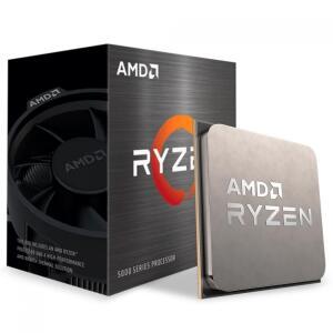 Processador AMD Ryzen 5 5600X 3.7GHz (4.6GHz Turbo), 6-Cores 12-Threads | R$2289