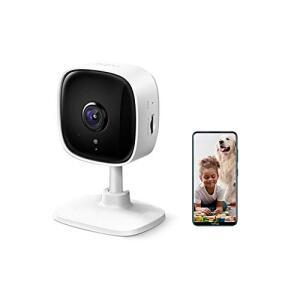 [Prime] Câmera de Segurança Doméstica Wi-Fi, Tapo C100, TP-Link | R$ 210
