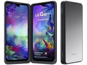 "Smartphone LG G8X 128GB Preto 4G Octa-Core - 6GB RAM Tela 6,4"" Câm. Dupla + Selfie 32MP R$1929"