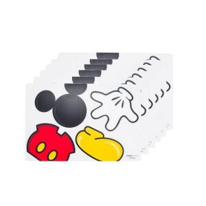 Kit Lugar Americano Mickey - Home Style | R$ 66