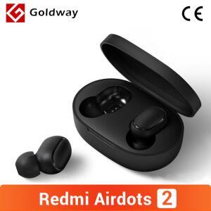 Xiaomi redmi airdots 2 sem fio bluetooth 5.0 tws R$98