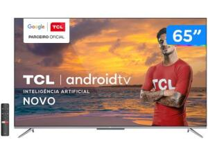 "Smart TV 4K UHD LED 65"""