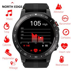 Smartwatch NORTH EDGE | R$ 332