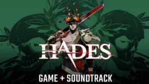 Jogo Hades + Trilha sonora R$20