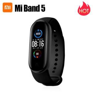 [R$99 AME] Smartband Xiaomi Miband 5 - Versão Global - R$200