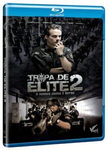 Blu-ray Tropa de Elite 2 R$4,99