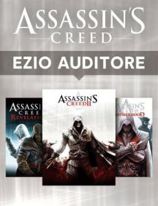 Assassin's Creed EZIO AUDITORE PACK (Ubisoft Store - PC) | R$ 35