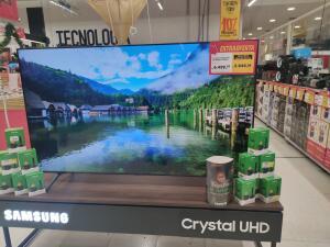 [Loja Física] [Extra - Guarulhos] TV LG 75 Samsung 4K Smart TU7020 CRYSTAL | R$ 5.849
