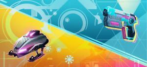 [GRÁTIS] Pacote de Recompensas Hyper Scape™ (Happy Holiday's Ubisoft's)