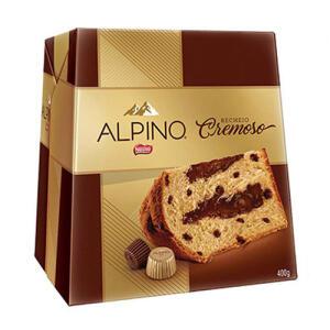 [AME 50%] Panetone Alpino 400g - Nestlé | R$ 18