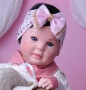 Fada Madrinha Reborn Boneca Bebe Reborn Didi Morena Pagao | R$ 259