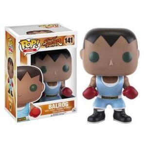 Pop Street Fighter: Balrog 141 - Funko   R$60