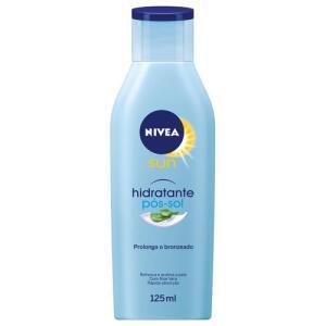 Loção Hidratante Pós-Sol Nivea Sun 125ml | R$6