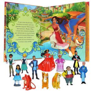 Reino Mágico: Elena de Avalor Capa dura | R$ 55