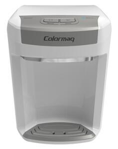 Purificador de água Colormaq Eletrônico Bivolt Branco | R$373