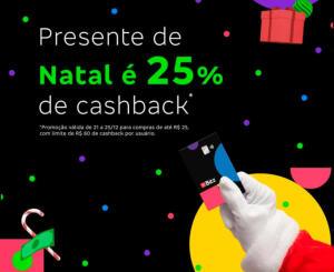 Aplicativo Bitz dará até R$60 de cahsback durante a semana do Natal