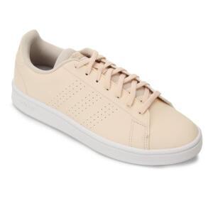 Tênis Adidas Advantage Base Feminino - Creme (34 ao 39) R$104